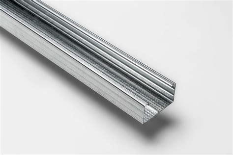 struttura per cartongesso soffitto montante a c standard per struttura cartongesso a soffitto
