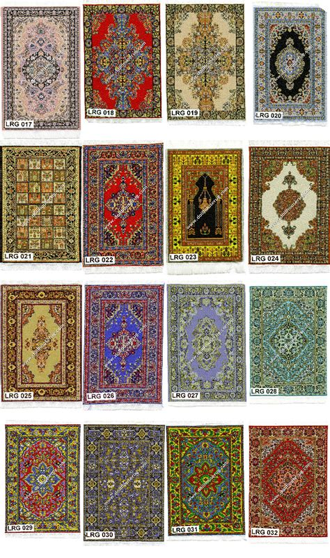 miniature rugs lot of 5 pieces 10x7 quot dollhouse rug miniature woven carpet 1 12 6x9 ebay