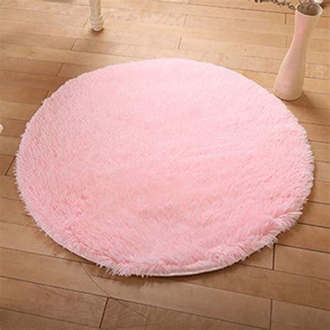 teppich rund rosa teppiche teppichboden qhgstore und andere