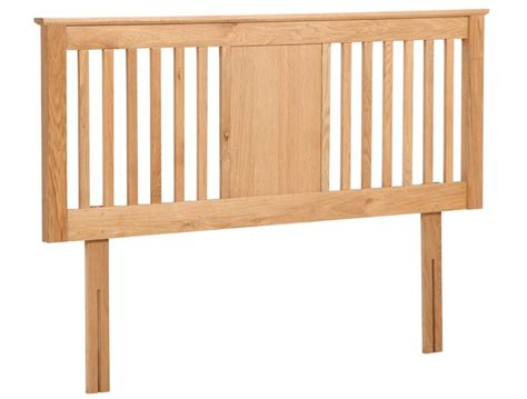 Solid Oak Headboard by Flintshire Northop Solid Oak Headboard Buy At