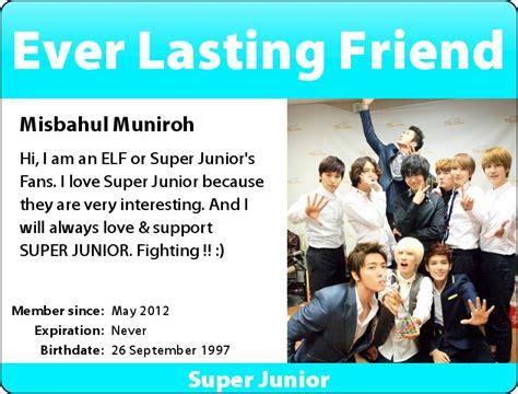 membuat id card super junior my id card super junior photo 31939034 fanpop