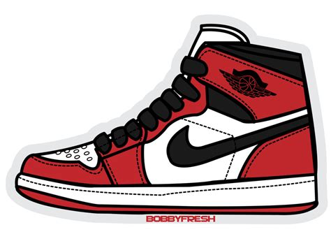 Sticker Shoes