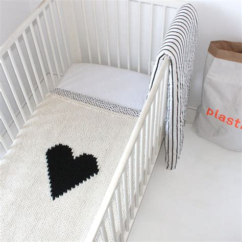 Baby Crib Blanket Size Baby Blanket Crib Size Knit Baby Blanket For New