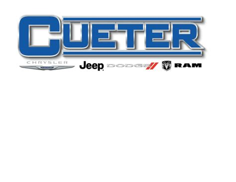 Cueter Chrysler Jeep Dodge Cueter Chrysler Jeep Dodge Ram Free Quote Car Dealers
