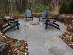 concrete patio firepit sted concrete patio and firepit views 1574 for the home