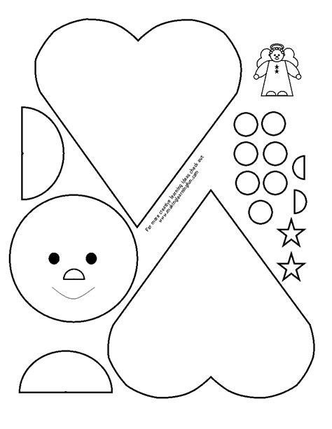 printable shapes cut and paste cut and paste shapes printables sketch coloring page