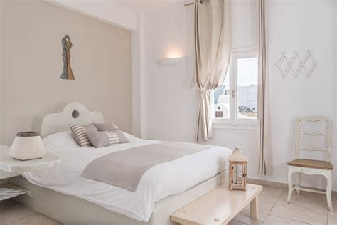 santorini bedroom romantic suite with private balcony blue dolphins
