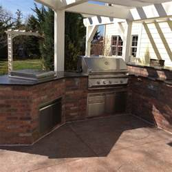 outdoor kitchen island brick outdoor kitchen island in superior co hi tech