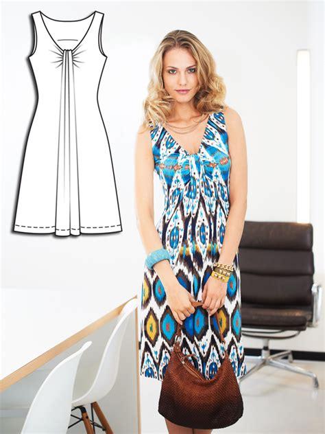 jersey play dress pattern miami heat 10 new women s sewing patterns sewing blog