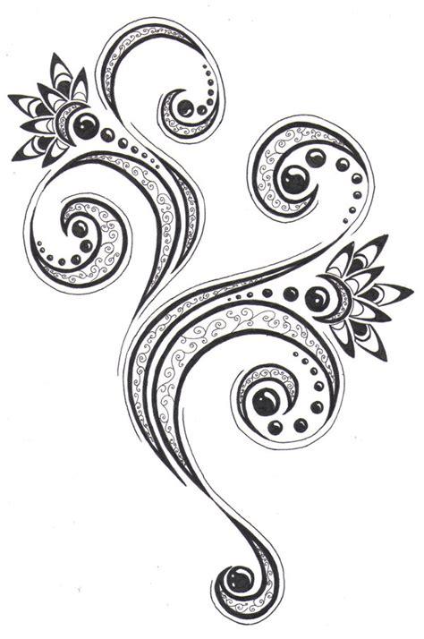 tattoo flower patterns ink tattoo flower tattoo by bonnie benton