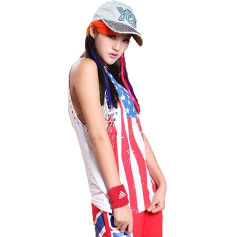 design dance clothes brand 2016 new hip hop jazz dance clothes costumes stage