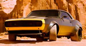 new bumblebee car bumblebee looks sweet dressed up as a 1967 camaro ss for