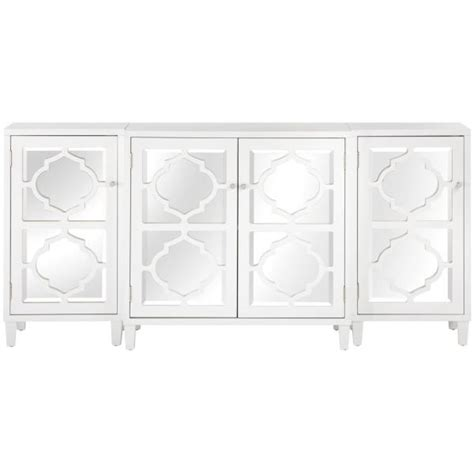 home decorators collection reflections white mirrored