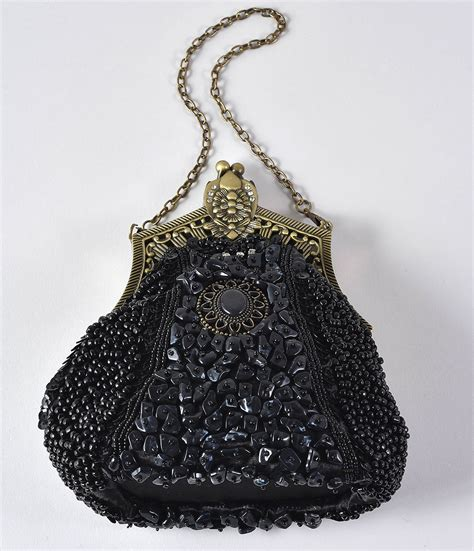 1920s beaded purse 1920s style purses and beaded flapper bags