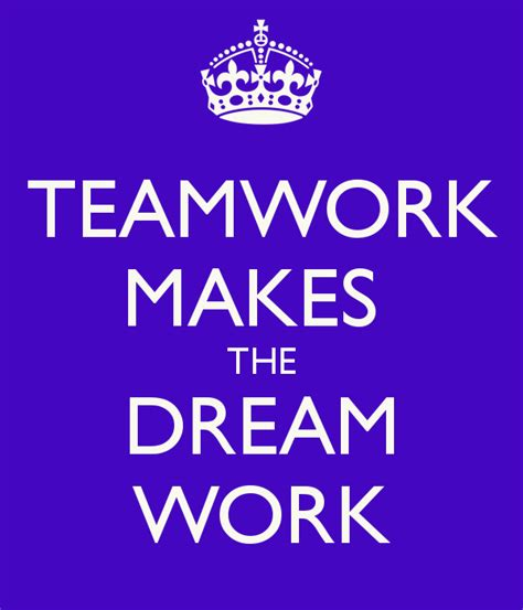 Teamwork Makes The Dreamwork Meme - teamwork makes dream work clip art