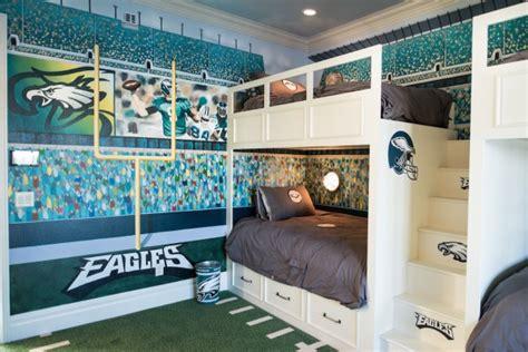 philadelphia eagles bedroom decor 6 insanely creative kids bedroom designs cahill homes