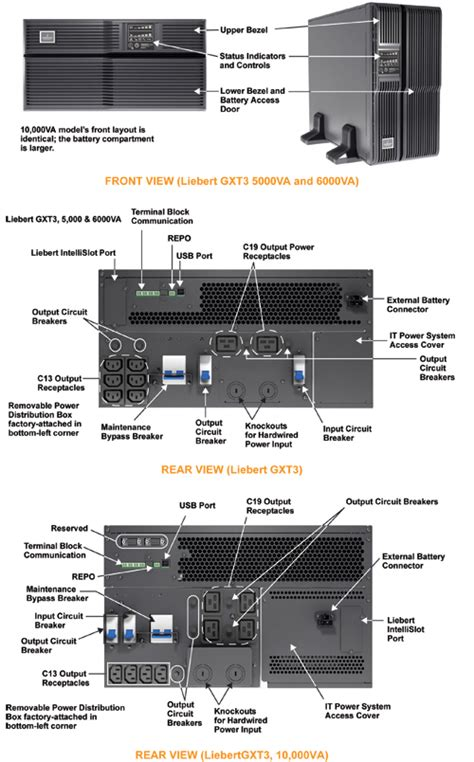 15 liebert ups wiring diagram data center pdu