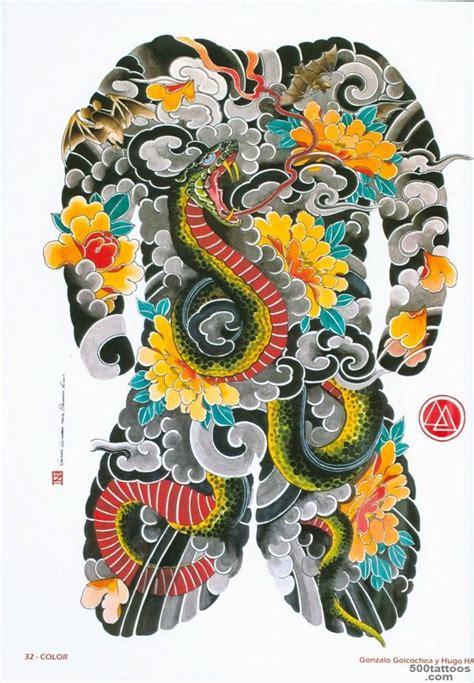Revista Tattoo Oriental | oriental tattoo photo num 8741