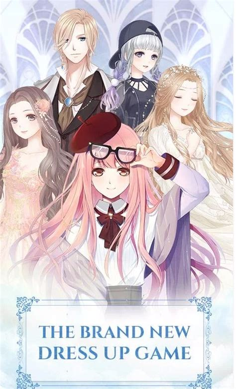 anime game love love nikki dress up queen anime mobile dressup game
