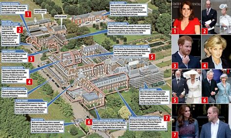 kensington palace william and kate eugenie s moving in to kensington palace with william harry and kate daily mail online