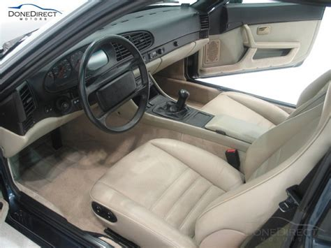 how does cars work 1987 porsche 944 interior lighting 1987 porsche 944s interior german cars for sale blog