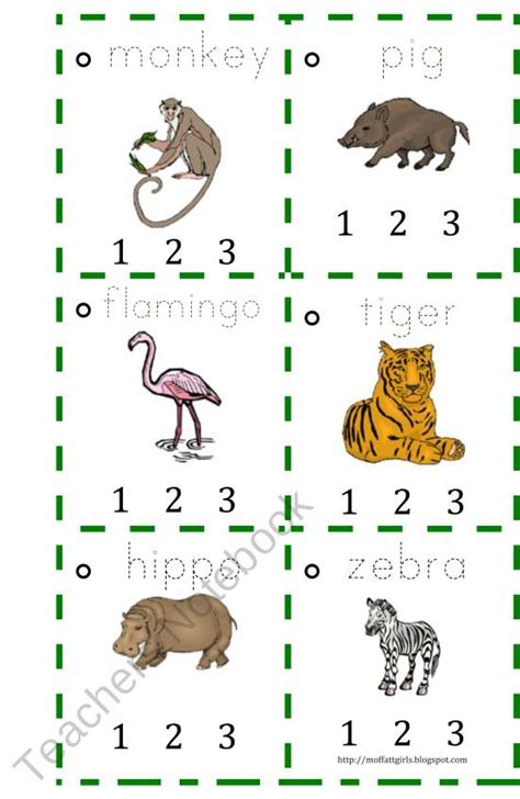 printable syllable games clap the syllable product from themoffattgirls on