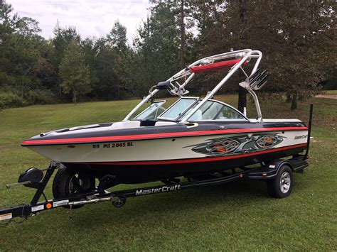 mastercraft boats for sale in mississippi 2006 mastercraft x2 for sale in purvis mississippi