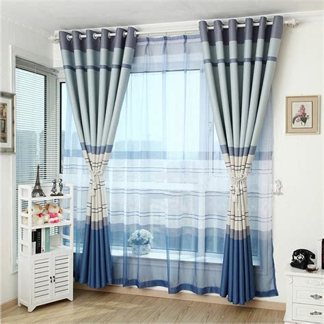 Curtains 110 Inches Drop Window Treatment Curtains