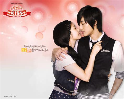 film drama naughty kiss thinkdee korean drama playful kiss