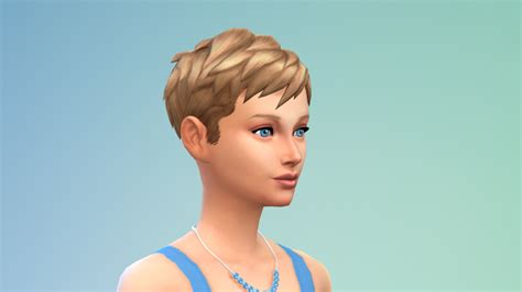 Unisex Hairstyles by Unisex Hair With Patch Sims Community Social