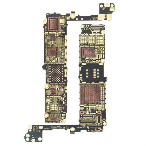 new motherboard bezel logic bare board replacement part for apple iphone 6s ebay
