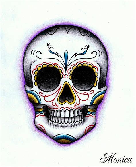 pinterest tattoo skull mexican i ve really been into the mexican skull art art