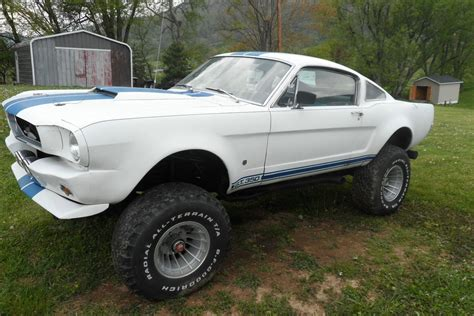 off road mustang ebay find classic 1966 4wd ford brocostang