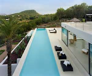 home and garden modern lap pool