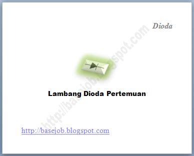 pn junction adalah basejob dioda