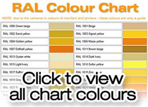 choosing a colour scheme with colour wheels ral charts