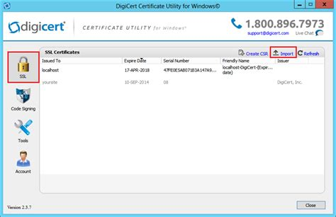 digicert ssl certificate csr creation microsoft exchange ssl installation in windows servers with digicert