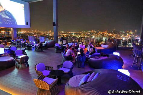 horizon rooftop bar  restaurant  hilton pattaya hotel