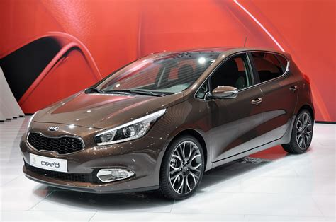 Kia Ceeds Kia Plants Its 2012 Cee D In Switzerland Autoblog