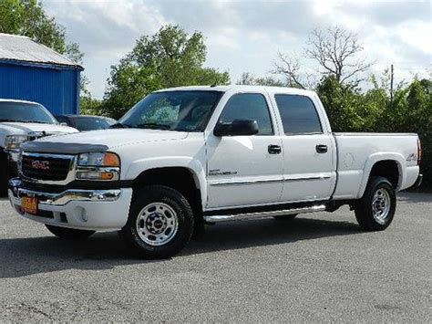 electric and cars manual 2005 gmc sierra 2500 on board diagnostic system service manual 2005 gmc sierra 2500 remove transmission find used 2005 gmc sierra 2500 hd