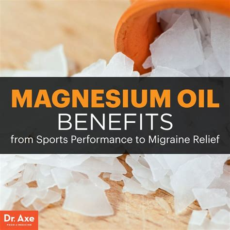 Magnesium Chloride Detox by Magnesium Uses Skin Care Performance More