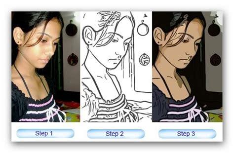 poto tato kartun imagemagick turning photo into cartoon using php stack