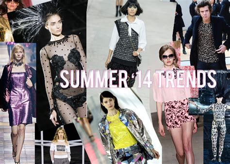 fashion trends spring 2014 pinterest crafts summer 2014 fashion trends round up
