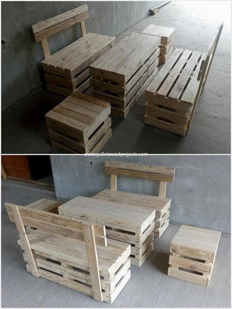 furniture projects some cool projects to try with used wood pallets pallet