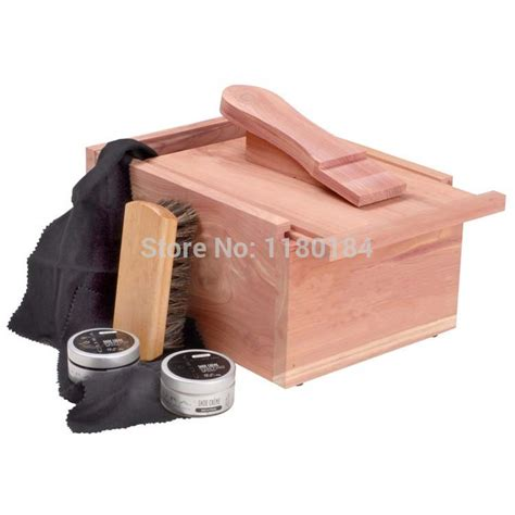 wood shoe box storage cedar wood shoe box storage box 28x20x14cm free