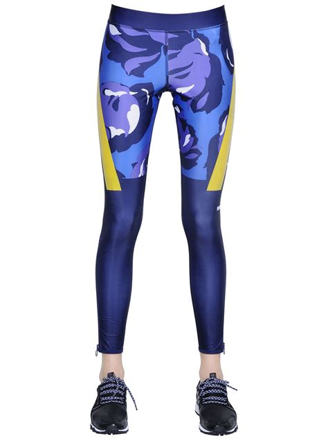 Stelan Dress Legging lyst adidas by stella mccartney running techfit tight