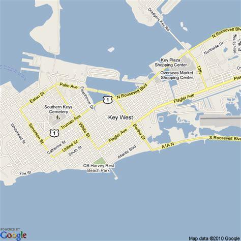 usa map key west map of key west united states hotels accommodation