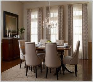 Dining Room Window Treatment Ideas Dining Room Window Treatments Curtains Home Design