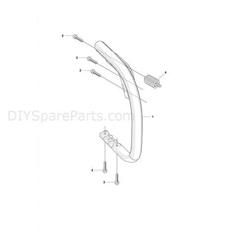 husqvarna 445 chainsaw parts diagram husqvarna 445e chainsaw 2011 parts diagram handle