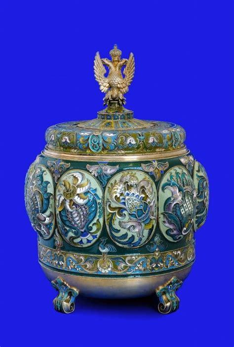 Faberge Vase by Tsar Nicholas Ii Tsar Nicholas And The On